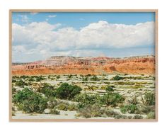 """Southwestern Dream"" - Art Print by Lindsay Ferraris Photography in beautiful frame options and a variety of sizes."
