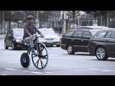"Concept e-bike ""Concept 1865-Rethinking Materials"""