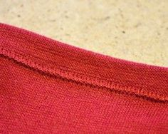 How Do You Sew a T-Shirt? The Three Best Stitches for Jersey Knit