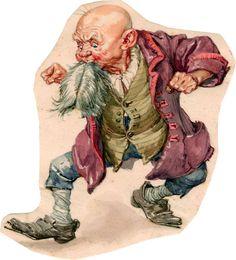 Illustration | Libico Maraja Le avventure di Pinocchio 1955