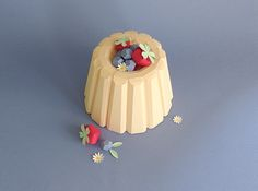 Paper Food Vol.2 by Charlotte Smith, via Behance
