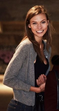 can we all just take a moment and remember how glorious brunette karlie was