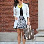 Chic of the Week: Tatyana's Cute Coat | Lauren Conrad