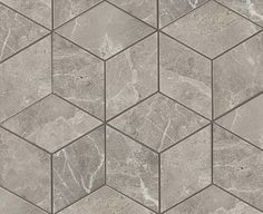 Atlas Concorde Marvel Pro Grey Fleury Hexagon Mosaic