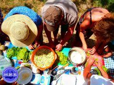Cooking workshops Crete 2021 Greek Cookbook, Greek Cooking, Greek Dishes, Crete, Photo Book, New Recipes, Workshop, Island, Healthy