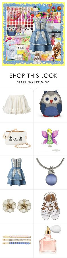 """""""MAGIC MEMORIES"""" by kalenalexis ❤ liked on Polyvore featuring Parvez Taj, Relic, KLING, WALL, Disney, Marvel Comics, 1928, Forever New and Guerlain"""