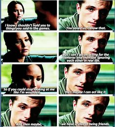 Catching Fire via Tumblr a-world-of-our-very-own