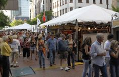 Main Street Fort Worth Arts Festival 2012 Lineup