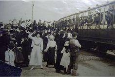 WW1 Leaving