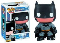 Batman POP! PVC-Sammelfigur - New 52 Version in Sammeln & Seltenes, Figuren, Aufstellfiguren | eBay