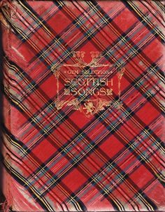 "Vintage ""Gem selection:  Scottish Songs"