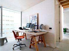 Perfect desk space