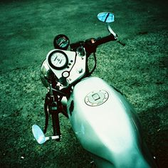 Untitled Motorbike #3