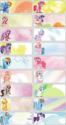 Rafaela Cabral Harrison Year I B My Little Pony Names, My Little Pony Stickers, Little Pony Birthday Party, My Little Pony Party, My Little Pony Printable, Hello Kitty Birthday Invitations, Name Tag For School, Mlp Cutie Marks, My Little Pony Collection