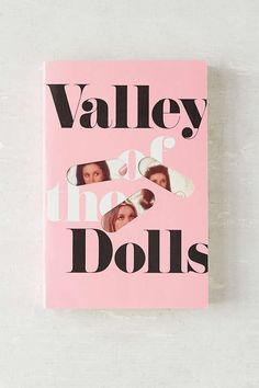 Valley Of The Dolls By Jacqueline Susann - Urban Outfitters