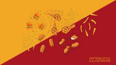 """Check out this @Behance project: """"CRAZY CHICKEN""""…"""