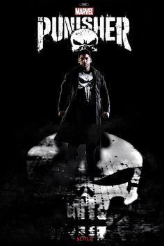 The Punisher 3 Daredevil Punisher, Punisher Comic Book, Punisher Skull, Marvel Dc Comics, Marvel Films, Marvel Vs, Marvel Heroes, Netflix Marvel, Comic Movies
