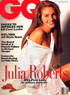 Julia Roberts - Février 1991