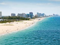 The 10 Best Beaches in Florida - Photos - Condé Nast Traveler, Fort Lauderdale Beach