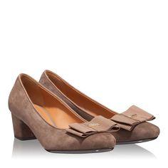 Imagine Pantofi dama taupe 4248 piele intoarsa Salvatore Ferragamo, Flats, Giuseppe Zanotti, Shoes, Casual, Fashion, Women's, Loafers & Slip Ons, Moda