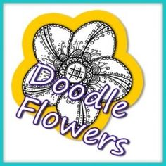 Doodle flowers are great as little decorations for your home.  They are easy and fun to make and you can also decorate your scrapbook pages with...