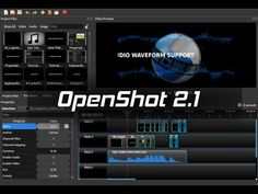 OpenShot Video Editor | Simple, powerful, and free (opensource) video editor - multiplatform