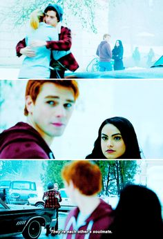 If Archie finds out he's finally got feelings for Betty in the second season and tries to emotionally guilt trip Betty into leaving Jughead, I hope to God she picks Juggie and absolutely DESTROYS Archie.
