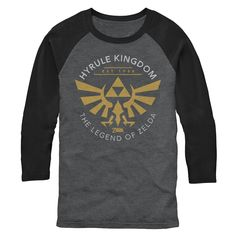 Zelda Power of the Wild Felpa sheikah Eye and link at back Hoodie Black