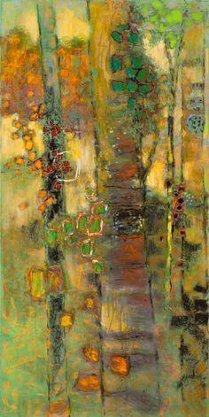 Rick Stevens Art - Aspen Elixir pastel on paper Pastel Landscape, Landscape Art, Landscape Paintings, Oil Painting Abstract, Abstract Art, Rick Stevens, Tachisme, Pastel Artwork, Encaustic Art