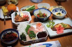 Kaiseki cooking with a Michelin star chef