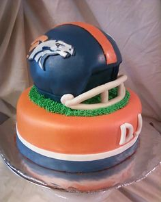 Denver Broncos — Birthday Cakes