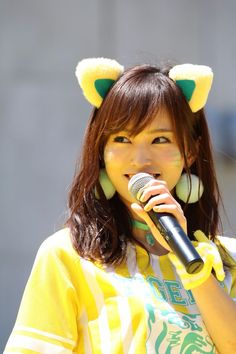 NMB48 (N) - YAMAMOTO Sayaka 山本彩 #さや姉 #1期生 #猫耳 #ねこみみ