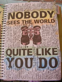 Make your journal yours !