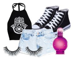 """""""Untitled #5"""" by malin-fjeldstad on Polyvore featuring Boohoo, MANGO and Britney Spears"""