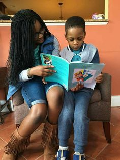 Kids enjoying Aqua Tales together.