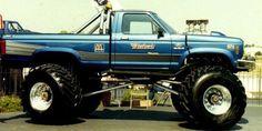 Bigfoot Ford Ranger