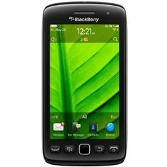 Blackberry Torch 9860 Unlocked Phone with 4GB Internal Memory, Blackberry OS 7, 3G and 5MP Camera - International Version (Black)