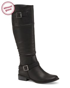 Plaza Boot