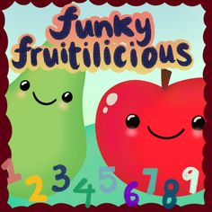 Funky Fruitilicious ($0.00) is a fun (well-rated) and intuitive educational app for pre-school kids, aimed to guide them in the learning process of gaining their first knowledge in the basics of numbers and the concept of counting. The app provides a fun learning environment and engages children using visual learning techniques.