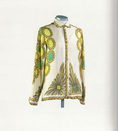Marilyn's Pucci blouse worn during her George Barris photo shoot, 1962.