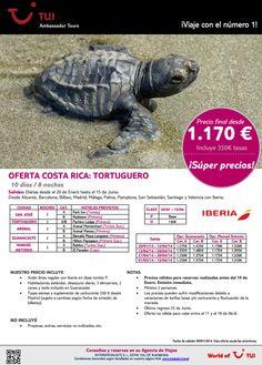 Oferta #CostaRica  #tortuguero
