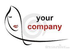 logos for hair salon signs | Hair Logo Stock Photography - Image: 15049762