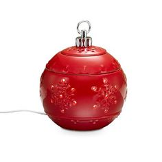 Let this classic Christmas icon fill your home with wonderful fragrance. Our electric ceramic warmer uses a warming plate to release the fra...