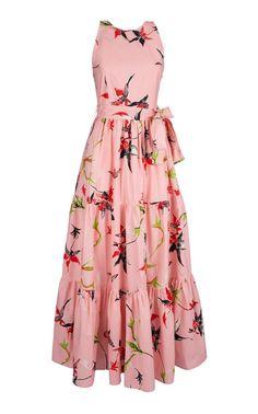 La DoubleJ Pellicano Americano Cotton Maxi Dress in 2020 Cute Dresses, Beautiful Dresses, Casual Dresses, Maxi Dresses, Dress Outfits, Fashion Outfits, Mens Fashion, Fashion Tips, Cool Summer Outfits