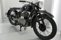 BMW Classic Motorcycle