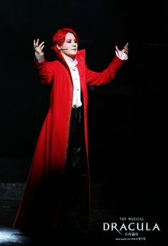 Kim Junsu in musical 'Dracula' 140723