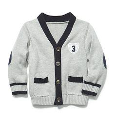Joe Fresh Baby Boy's Varsity Sweater
