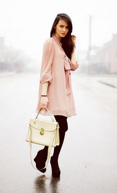 Another fav color!! Blush pink! Love!! blushing pink blouse, perfect for #MoonRose