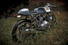 1986 Moto Morini 350 by Ad Hoc Café Racers | Gear X Head
