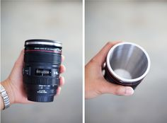 camera lens mug! For my birthdaayy plleeaassee!! Sweet 16